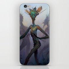 Twisted Wisp Eaters iPhone Skin
