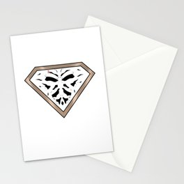 Rorschach - It Stands for Nope Stationery Cards