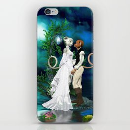 Wedding Day iPhone Skin