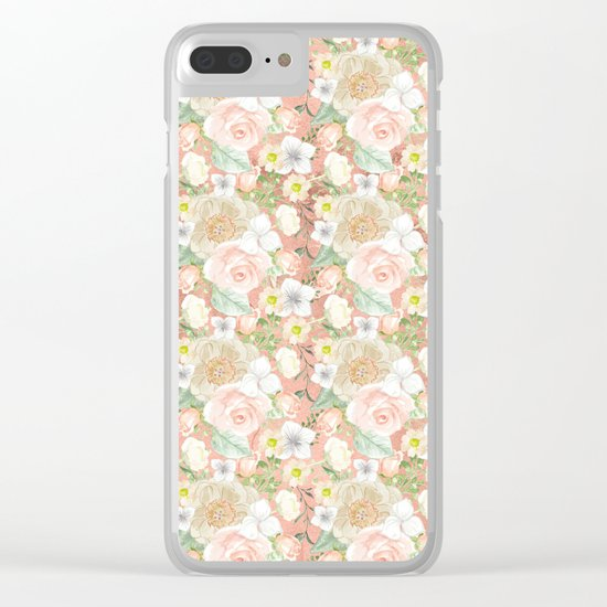Spring is in the air #21 Clear iPhone Case