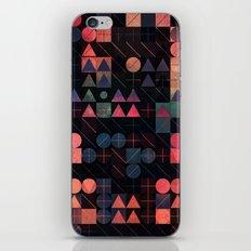 shww thyrww iPhone & iPod Skin
