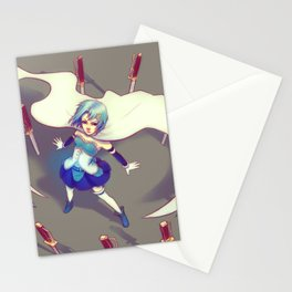 Madoka Magica: Sayaka Stationery Cards