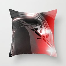 Dark Side (Kylo Ren) Throw Pillow