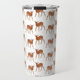 deer how dear Travel Mug