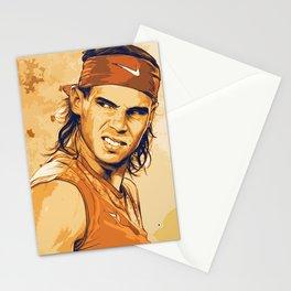 Rafael Nadal Stationery Cards