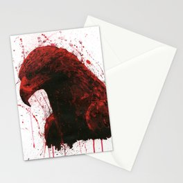 Red Eagle Stationery Cards
