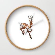Shika Wall Clock