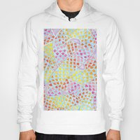 scales Hoodies featuring RAINBOW SCALES by shutupbek