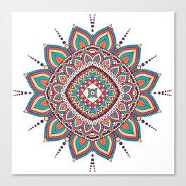 flower, flower pattern, flower t-shirt, flower girl dresses, watercolor flowers, flower print Canvas Print