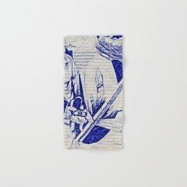 Nostalgic Dream/Tumbrils Hand & Bath Towel