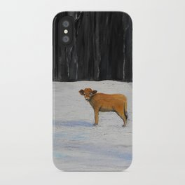 Kylee's Kenyon Calf iPhone Case