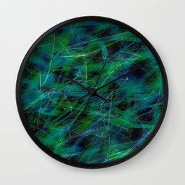 Abstract 004 Wall Clock