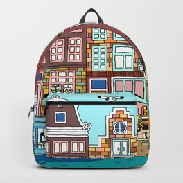 Amsterdam Backpack