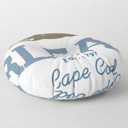 Orleans - Cape Cod. Floor Pillow