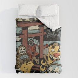 Japan trip Comforters