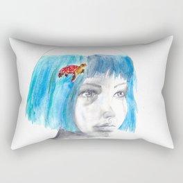 """Leon – II"" Rectangular Pillow"