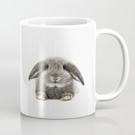 Bunny rabbit sitting Coffee Mug