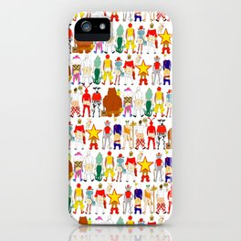 Fast Food Butts V2 iPhone Case