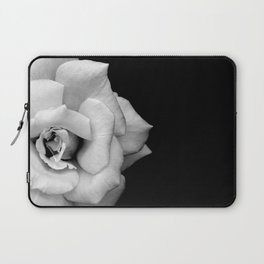 Rose Monochrome Laptop Sleeve