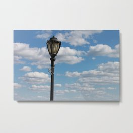 Mercer Beach Metal Print