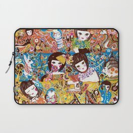 Colorful days Laptop Sleeve