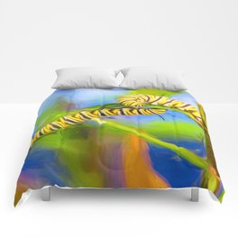 Caterpillar Duo Comforters