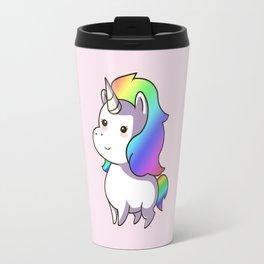 Super Cute Rainbow Unicorn Kawaii Travel Mug