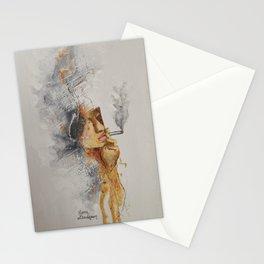 Nicotine Stationery Cards