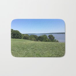 Summer at Mount Vernon Bath Mat