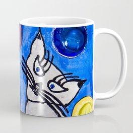 Bubble Cats Coffee Mug