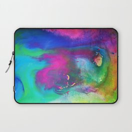 Energies of the Heart Laptop Sleeve