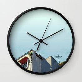 Roofline Series UR08 Wall Clock