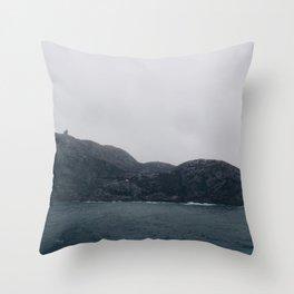 Signal Hill Throw Pillow