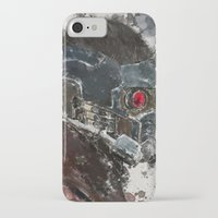 star lord iPhone & iPod Cases featuring Star Lord by Scofield Designs
