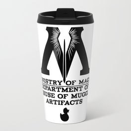 Muggle Artifacts Travel Mug