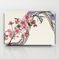 blossom iPad Cases featuring Blossom by Huebucket