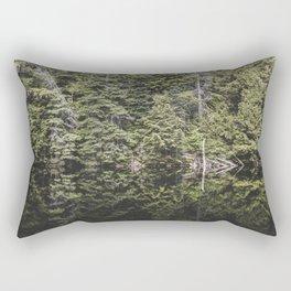 Algonquin Trees Rectangular Pillow