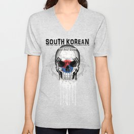 To The Core Collection: South Korea Unisex V-Neck
