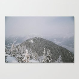 The Top Part II Canvas Print