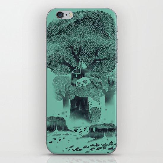 The Tree Hugger iPhone & iPod Skin