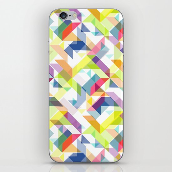 Aztec Geometric II iPhone & iPod Skin