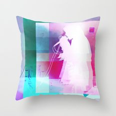 Alice Glass | Project L0̷SS   Throw Pillow