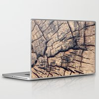 wood Laptop & iPad Skins featuring Wood by Crazy Thoom