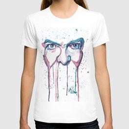 Bowie Watercolor  T-shirt