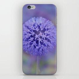 dreamy pastel flowers -5- iPhone Skin