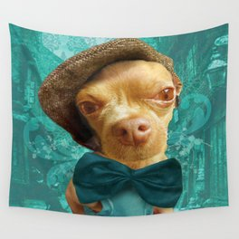 PHiNEAS TWiST (more please sir...) Wall Tapestry
