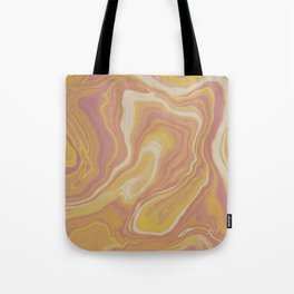 All the Gold Swirls Tote Bag