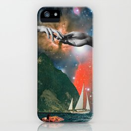 I'll Be Back For You Someday iPhone Case