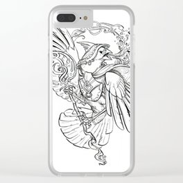 Song of The Mothers Clear iPhone Case