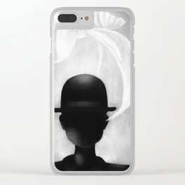 Halloween 7.10.2017 Clear iPhone Case